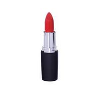 ingrosso purple lipstick-8 colori New Professional Lipgloss Bold Vivid Colour Dark Red Black Grape Purple Red Blue Lipstick