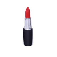 purple lipstick großhandel-8 Farben Neue Professionelle Lipgloss Bold Lebendige Farbe Dunkelrot Schwarz Traube Lila Rot Blau Lippenstifte