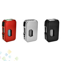 Wholesale frees definition - Authentic Hcigar Aurora Squonk Mod 80W Ecig High-definition Color Screen Powered By Single 18650 20700 21700 Cell DHL Free