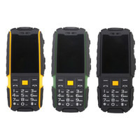 Wholesale rugged outdoor phone for sale – best Original Suppu X6000 Long Standby Dual Card Power Bank Fm Radio Shockproof Ip67 Real Waterproof Rugged Outdoor Mobile Phone