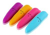 varas de vibração venda por atacado-AV AV Silicone Silicone vibração Massagem Aparelhos Vibradores AV