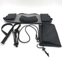 ingrosso cuscino massaggio del collo di massaggio-Testa Appeso Cuscino Alleviare L'affaticamento Pieghevole Collo Cuscino Scialle Cuscini Multifunzione Domestico Ufficio Massaggiatore Conveniente Per Carry 35yb X