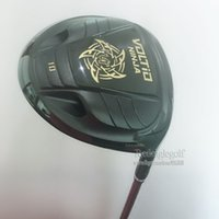 Wholesale golf clubs katana resale online - New Golf Clubs KATANA VOLTIO NINJA Golf driver or loft Graphite Golf shaft R or S and driver headcove