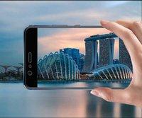 kostenlos huawei telefone großhandel-Voller Bildschirm explosionssicherer ausgeglichener Glastelefon-Schirm-Schutz für HuaWei P10 P10Plus ausgeglichenes Glas Protektoren MOQ: 10pcs geben Verschiffen frei