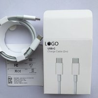 apfel usb c großhandel-6ft USB 2.0 Typ C Stecker auf Typ C Kabel Stecker USB-C Schnellladekabel für neues MacBook Nexus 5X / 6P, OnePlus 2,