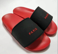 Wholesale girls navy flats - 2018 new fashion men womens Casual sandals unisex slippers summer outdoor beach shoes brand Boys and girls flip flops