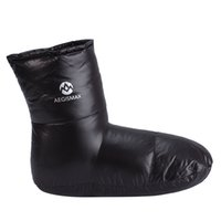 Wholesale accessories slippers online - AEGISMAX Duck Down Booties Slippers Soft Socks For Winter Cold Weather Camping Outdoor Indoor cm inches Black