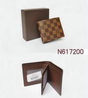 nuevas bolsas coreanas al por mayor-Louis Vuitton 2019 nueva edición coreana pequeña billetera de cuero corta breve piel de vaca bolsa de tarjeta multifuncional billetera billetera cero