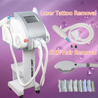 Wholesale Ipl Machine For Hair Laser - Opt Ipl Shr Hair Removal Acne Scar remoavl elight Skin Rejuvenation Machine Slaon Beauty Equipment for Sale