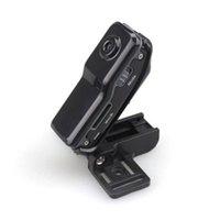 vedio kameras großhandel-MD80 Driving Home Baby Recorder Unterstützung Net-Kamera Mini DV Rekord Kamera Unterstützung 8G TF Karte 720 * 480 Vedio Dauerhafte Aufnahme