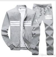 Wholesale hiking lanterns resale online - Designer Tracksuit Men Luxury Sweat Suits Autumn Brand Mens Tracksuits Jogger Suits Jacket Pants Sets Sporting Suit Hip Hop Sweatshirts