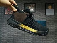 Nike Zoom Kevin Durant KD10 EP GreyBlackWhite