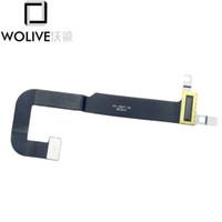 yo abordo al por mayor-Wolive I / O USB-C BOARD FLEX CABLE Para MacBook Retina 12 '' A1534 A principios de 2015 MK4N2 MF865