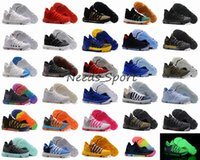 Wholesale Kevin Durant Shoes Colors - 36 Colors Zoom KD 10 EP Oreo Still Anniversary Red Basketball Shoes for Men KD10 Elite Low Kevin Durant 10 Trainers Sport Sneakers