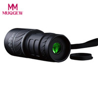 Wholesale optical monocular for sale - Group buy Day Night Focusable Monocular Telescope x60 HD Optical Monocular Hunting Camping Hiking Telescope Vision Nocturna