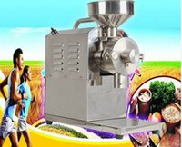 Wholesale Herb Grinding Machine - Soybean Grain Food Grinding Machine, STAINLESS STEEL Spice and Chinese Herb Grinder, Sugar Peppe Mill LLFA