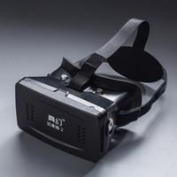 ingrosso 3d telefono google-Occhiali 3D montati su testa VR Occhiali da realtà virtuale con specchio Google VR