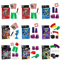 Wholesale tools range online - Amazing Kids Conjuring Show Interesting Toys Close Range Stage Children Perform Tools Multi Style Creative Fun Magic Props New xd Z