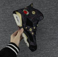 Wholesale Chinese M - Retro 6 CNY Chinese New Year men basketball shoes best quality wholesale discount air 6 size eur 41-47 free shipping