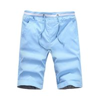 Wholesale beach works clothing for sale - 2018 Main PUSH Work Clothes Leisure In Pants Sandy Beach Summer Will Man Riding Breeches Preppy Style