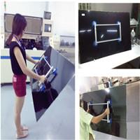 tamaños de pantalla de tv al por mayor-Meraif pantalla LCD TV lechón. Pantalla de TV aspiradora de mandril. Ventosa bomba de cristal. Aspiración de elevación 30-55 tamaño LCD