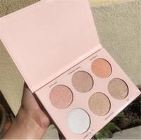 Wholesale pc palette resale online - Maquiagem Palette Professional Colors Concealer Camouflage Makeup Palatte Concealer Face Primer All Skin Types