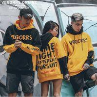 Wholesale Cool American Brands - Hot sale American Designer brand Fashion 2018 cool men With velvet Pure cotton Digital Street hip-hop hoodie Sweater jerseys 180220003