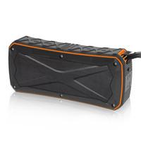 mini bluetooth hoparlör pili toptan satış-Su geçirmez Kablosuz Bluetooth Hoparlör Mini Açık Taşınabilir Subwoofer 4500 mAh Pil IP66 Desteği TF Kart USB Handsfree