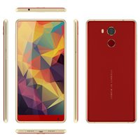 Wholesale 3gb ram phone resale online - Hot Bluboo D5 Pro Smartphone inch Android MP Camera GB RAM ROM MTK6737 mAh Battery fingerprint ID Mobile phone