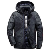 69379f4ff21d New Arrival men down jacket men s winter coats casual thick goose feather  parkas wellensteyn hoodies male down jackets