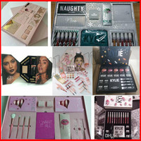 Wholesale Fall Big - Kylie Jenner Take Me On Vacation Makeup big box Collection Kits i want it all fall collection holiday don't open until christmas DHL