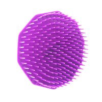Wholesale Hair Scalp Massager - New Quality Silicone Shampoo Scalp Shower Body Washing Hair Massage Massager Brush Comb Dropshipping