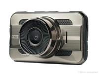 caméra de zinc achat en gros de-T669 3.0INCH Voiture DVR Caméra Full HD 1080P Caméra Enregistreur Vidéo Vision Nocturne 140 Degrés En Alliage De Zinc Coque 10PCS / LOT