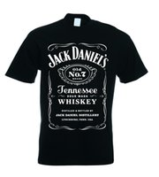 Wholesale free loom for sale - MENS JACK DANIELS T SHIRT FRUIT OF THE LOOM Funny Unisex Casual tee gift