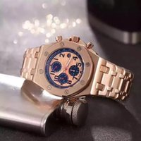 Wholesale cheap china roses - 2018 china watch montres AAA Rose gold quartz date cheap sport wholesale luxury fashion men brand new Stainless steel mens watches