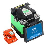In Quality Low Price Of Easy Operating Fusion Splicer English Version Single Fiber Welding Machine T60 Superior