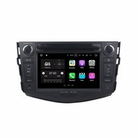 Wholesale car usb mp3 player dvd for sale - 2GB RAM Quad Core din quot Android Car DVD Player for Toyota RAV4 With GPS Radio Bluetooth WIFI GB ROM USB DVR