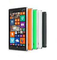 Wholesale windows camera online - Nokia Lumia Windows OS GB ROM MP G Wi Fi GPS Bluetooth refurbished Cell Phone