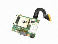 lector de tarjetas lenovo al por mayor-48.47Q14.011 50.47Q03.001 PARA LENOVO USB AUDIO CARD READER BOARD X200 X201 usb board
