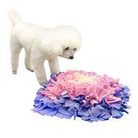 ingrosso barking collare ricaricabile-Tappetino per cani Tappetino per l'allattamento Tappetino per l'allenamento Tappetino per animali domestici Coperta giocattolo per animali domestici Incoraggia le abilità naturali di foraggiamento: perfetto per ogni razza