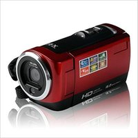 "Wholesale portable lcd dvr - HD Camcorder, Portable Professional Pop 16MP 16X Digital Zoom Digital Video Camera with 2.7"" TFT LCD DV DVR"