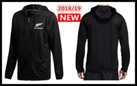 Wholesale waterproofing clothing wash for sale - Hot sales All Blacks Black Hoodie New Zealand Super Rugby Jerseys All Blacks jersey Casual clothes Jacket s xl