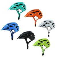Wholesale safety cap helmet - 2018 New Cairbull Cycling Helmet Trail Xc Bicycle Helmet In -Mold Mtb Bike Helmet Casco Ciclismo Road Mountain Helmets Safety Cap
