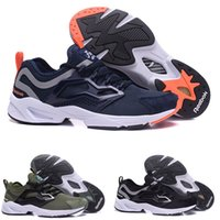 Wholesale brand shoes online - 2018 online Reebok FURY ADAPT Brand Men Sport Shoes Lover's Casual Shoe Adult designer Sneakers Running Shoes 40-45