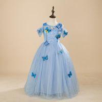 c55cdf006 Cinderella Wedding Dress Kids Canada
