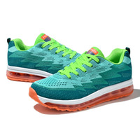Wholesale arriva fashion - New Arriva 2018 Women Men All Out Low Zoom Fashion Mesh Sneakers Outdoor Training Air Cushion Mesh Breathable Running Sports Shoes