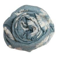 бесконечность шарф зима оптовых-Baby Sunflower Scarf Cotton Flax Infinity Scarves Winter Warm Children Scarf Designer Kids