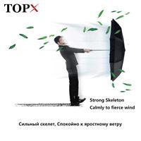 Wholesale windproof umbrella golf - 125CM Windproof Automatic Umbrella For Men Brand Large Folding Umbrella Rain Woman Double Golf Business Automatic Car Umbrellas
