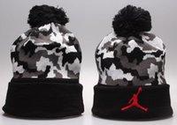 kaput tığ işi toptan satış-Erkek Kadın Bere Kapaklar yeni 18 Renkler polo Sonbahar Kış Örme Kafatası Kapaklar Moda Kasketleri Sıcak Açık Şapka Marka Tığ Rahat Kapaklar Bonnet