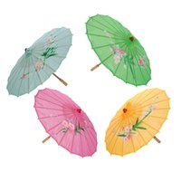 Wholesale eagle sky - [ Fly Eagle ] Asian Japanese Chinese Umbrella Parasol 22 in 9 colors choose